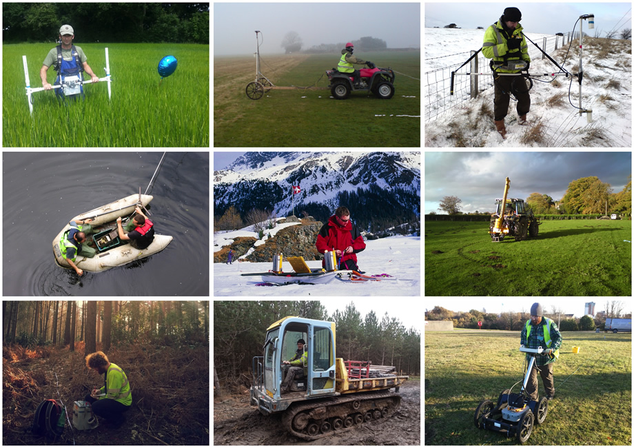 Geophysical Contractors - TerraDat (UK) Limited